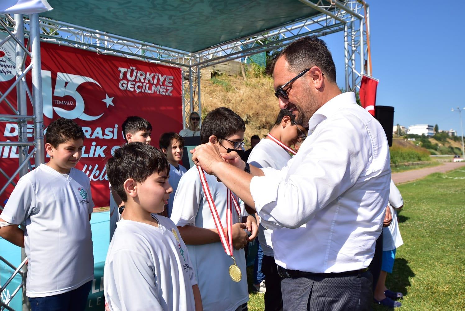 15 Temmuz Süleymanpaşa'da çeşitli etkinliklerle anıldı